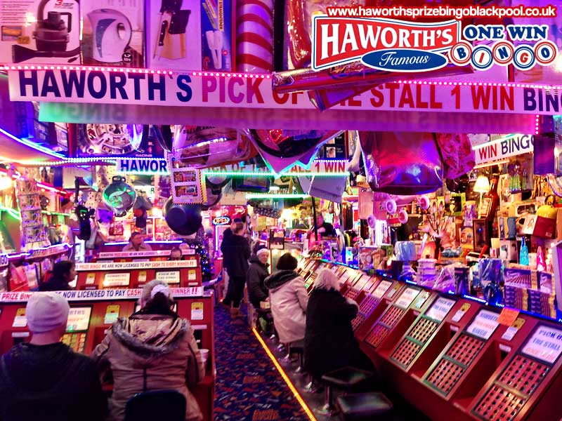 Haworth's Prize Bingo Blackpool